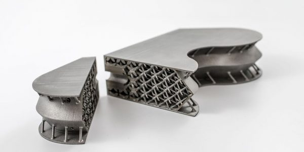titaniyum 3d baskı